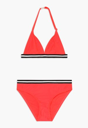 TEENAGER SET - Bikini - coral