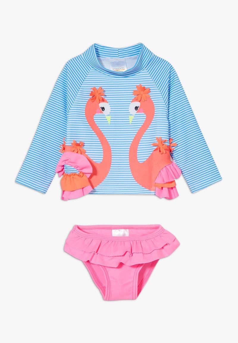 Staccato - BADESET BABY - Costume da bagno - blue