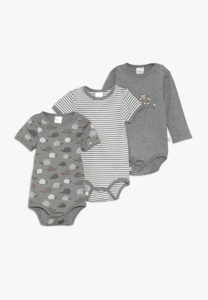 Staccato - WOODLAND 3PACK BABY - Body - grey