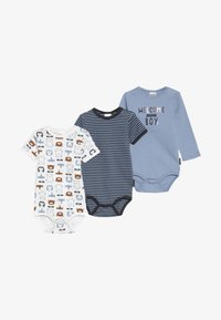 Staccato - WOODLAND BABY SET 2 PACK  - Body - blue - 3