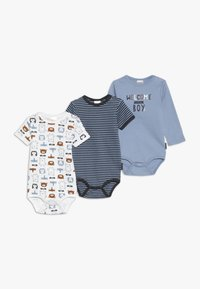 Staccato - WOODLAND BABY SET 2 PACK  - Body - blue - 0