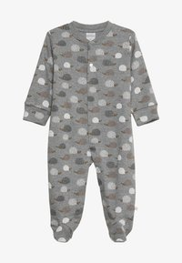 Staccato - BABY - Pyjama - medium grey melange - 4