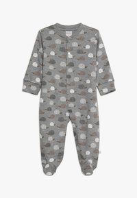 Staccato - BABY - Pyjama - medium grey melange - 0