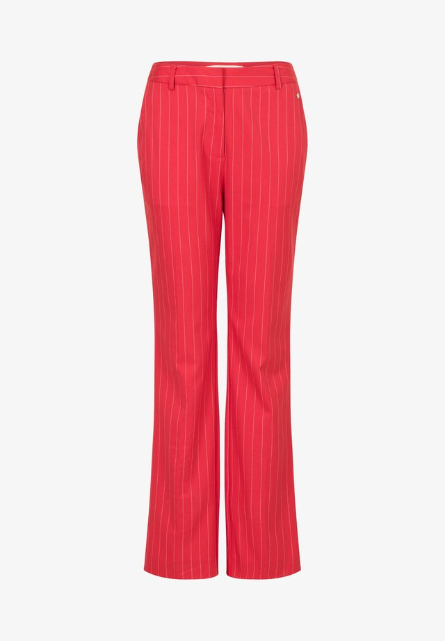 COLLECTION  - Trousers - red