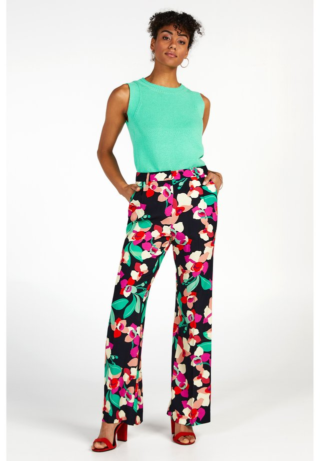COLLECTION - Trousers - multicolor