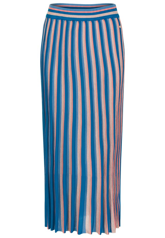 COLLECTION - Pleated skirt - multicolor