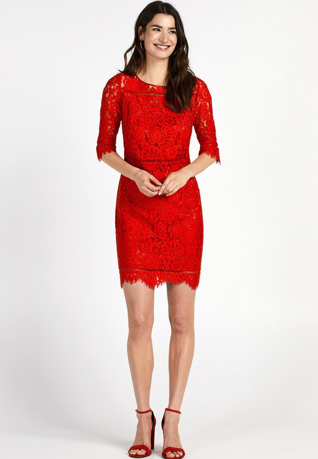 COLLECTION WOMEN DRESSES W - Cocktail dress / Party dress - valiant poppy