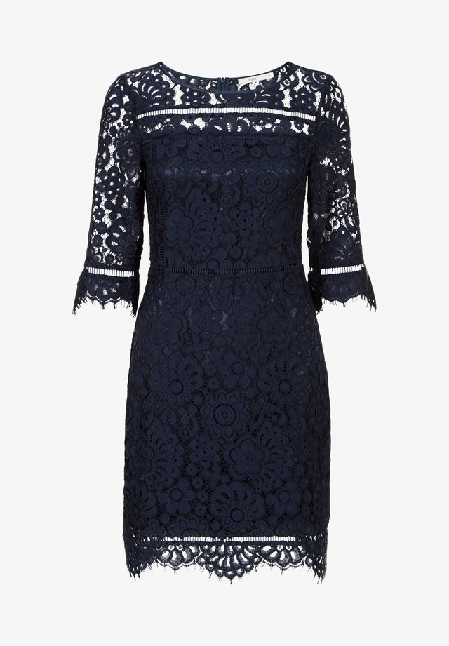 COLLECTION WOMEN DRESSES W - Cocktail dress / Party dress - navy