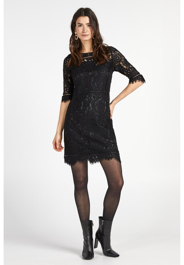 COLLECTION WOMEN DRESSES W - Cocktail dress / Party dress - black