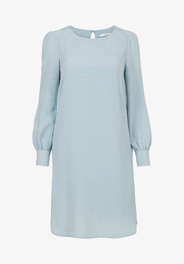 Day dress - ice blue