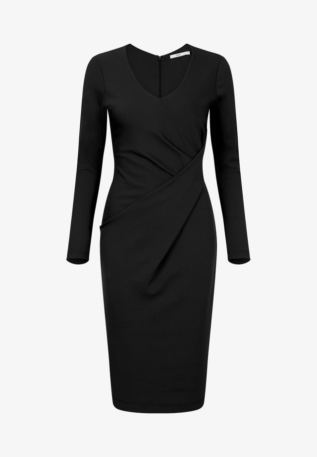 COLLECTION  - Shift dress - black