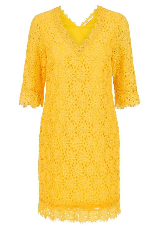 COLLECTION - Korte jurk - hello yellow