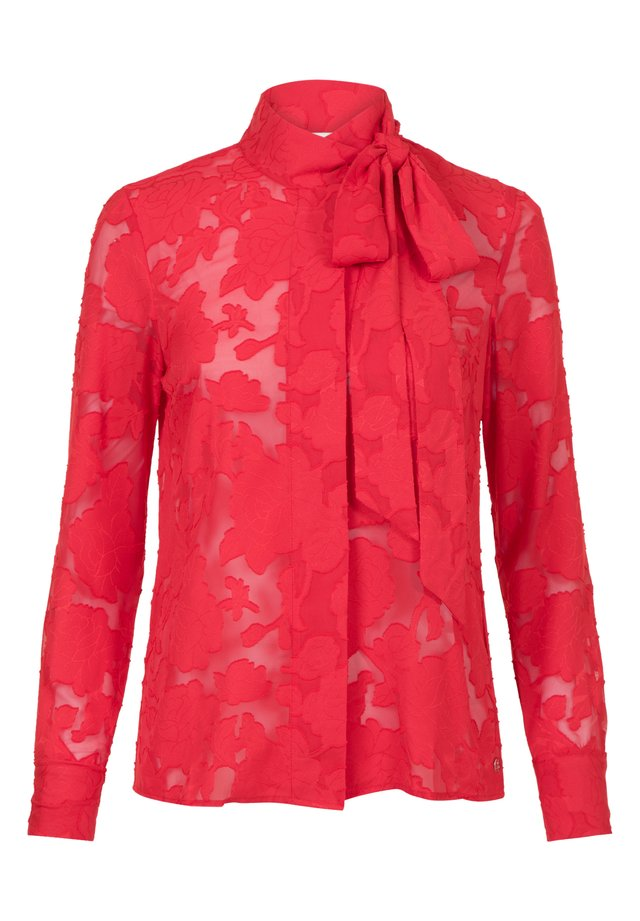COLLECTION WOMEN BLOUSES - Overhemdblouse - chinesered