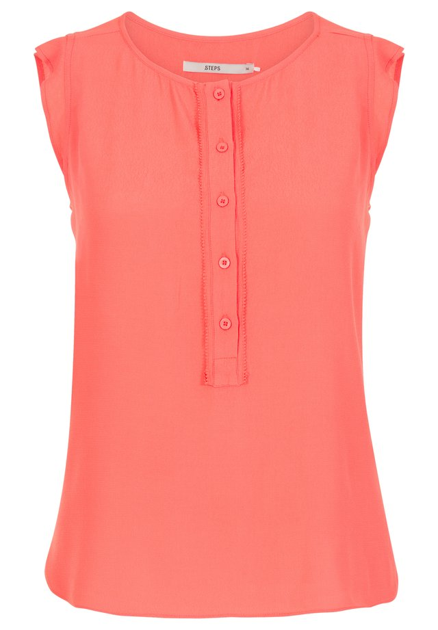 COLLECTION - Blouse - coral