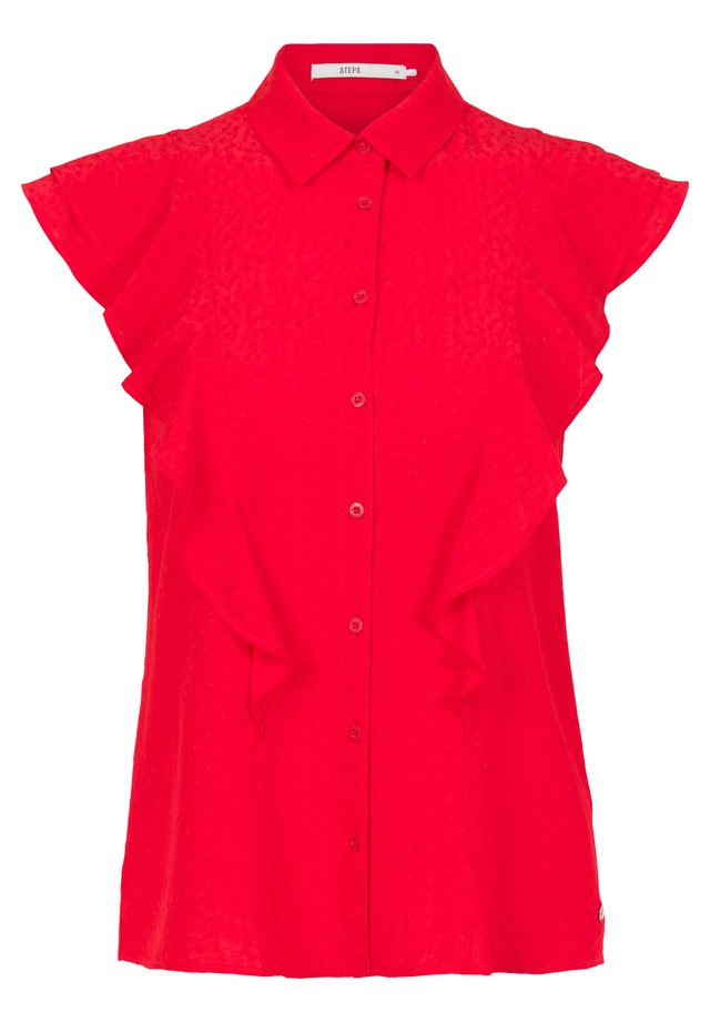 GINA  - Button-down blouse - chinesered
