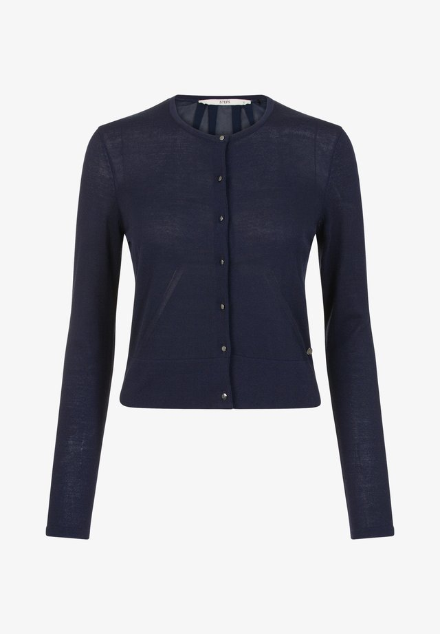 COLLECTION WOMEN CARDIGANS - Cardigan - navy