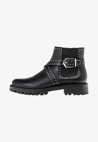 Stradivarius - Bottines - black - 1