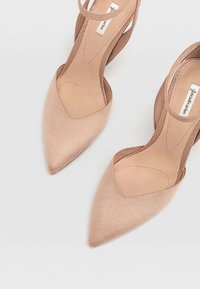 Stradivarius - High Heel Pumps - nude - 4