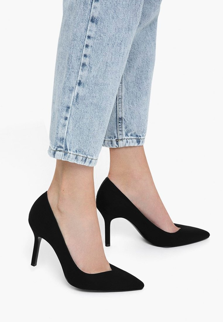 Stradivarius - High Heel Pumps - black