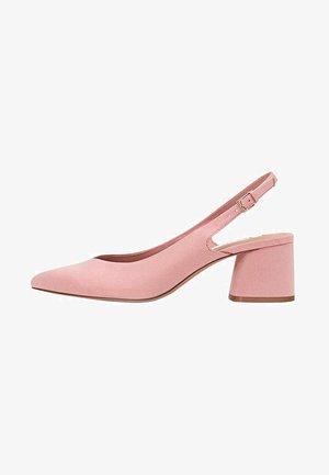 Avokkaat - pink