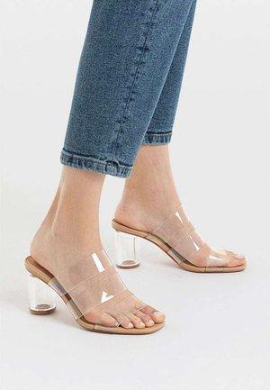 Sandales de randonnée - nude