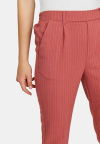 Stradivarius - Trousers - rose - 3