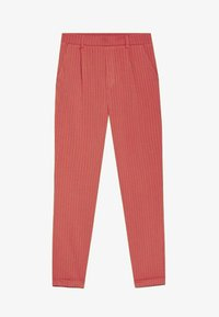 Stradivarius - Trousers - rose - 4