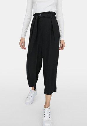 Pantalon classique - black