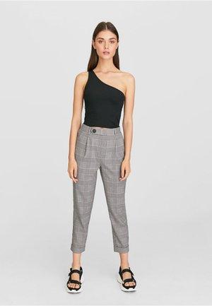 KAROTTEN - Trousers - grey