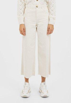 07455203 - Pantalon classique - white