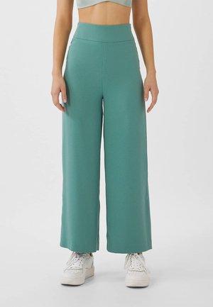 SMART - Broek - turquoise