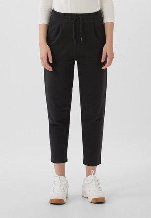 MIT KORDELZUG - Teplákové kalhoty - black