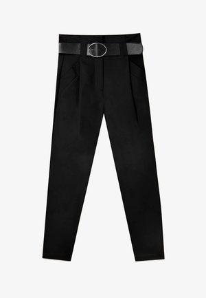 UTILITY - Pantalon classique - black