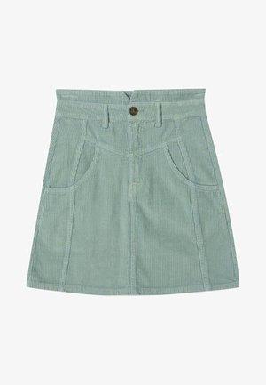 01320515 - Áčková sukně - green