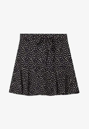 SKORT - A-line skirt - white