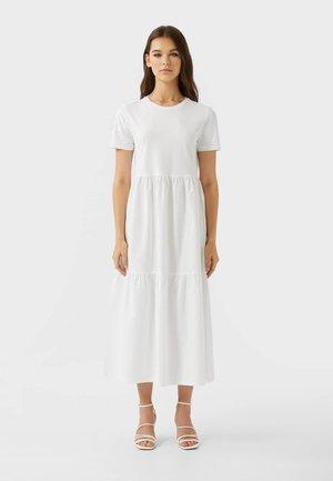 02371692 - Korte jurk - white