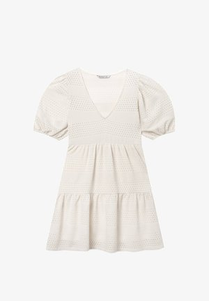 Robe d'été - white
