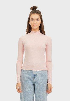 07001104 - T-shirt à manches longues - rose