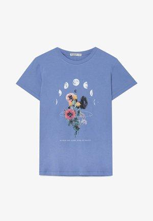 MIT PRINT  - T-shirt print - blue
