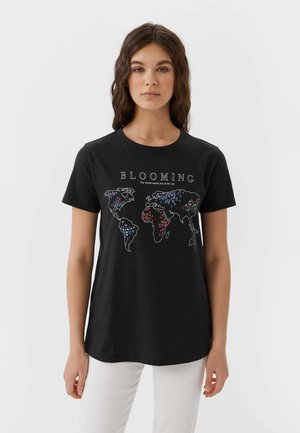 02593488 - T-shirts print - dark grey