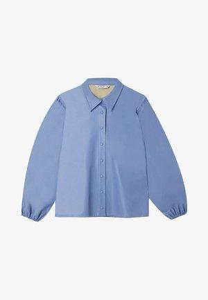 GLÄNZENDES HEMD 02180443 - Košile - blue