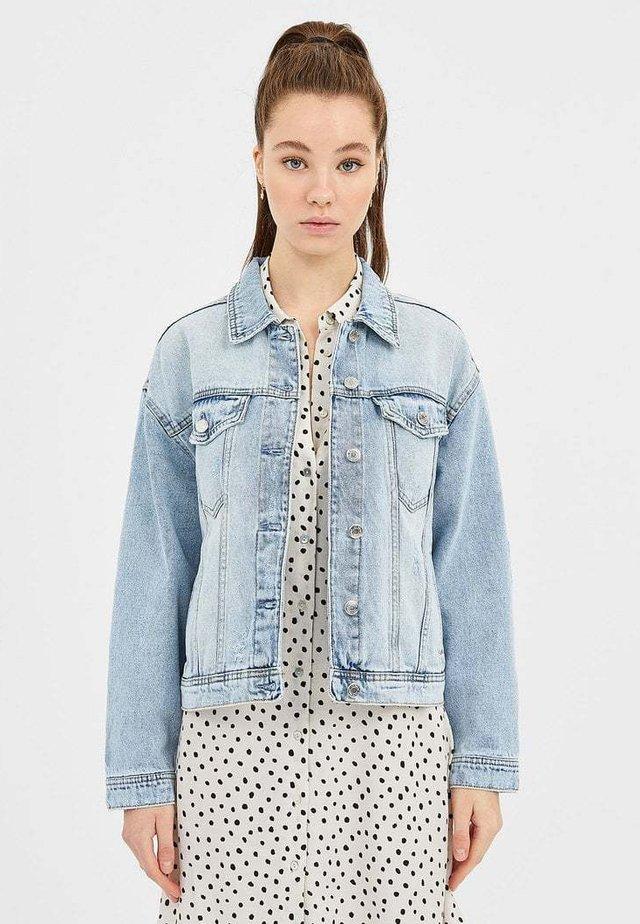 01766559 - Kurtka jeansowa - blue