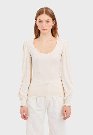 BASIC-SHIRT 02511963 - Pullover - white
