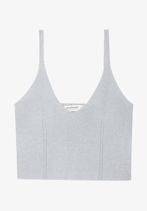 STICK-BRALETTE - Toppi - grey