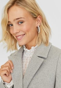 Stradivarius - Manteau court - grey - 3