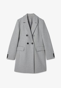 Stradivarius - Manteau court - grey - 4