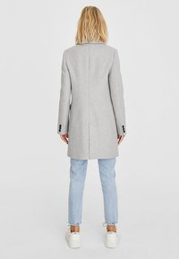 Stradivarius - Manteau court - grey - 2