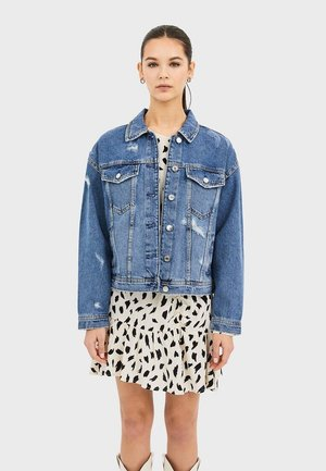 JEANSJACKE IM TRUCKERSTIL 01766558 - Denim jacket - blue