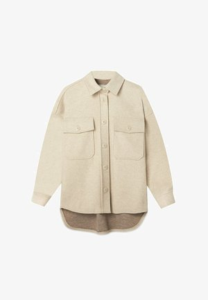 Leichte Jacke - beige