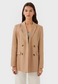 Stradivarius - Manteau court - brown - 0